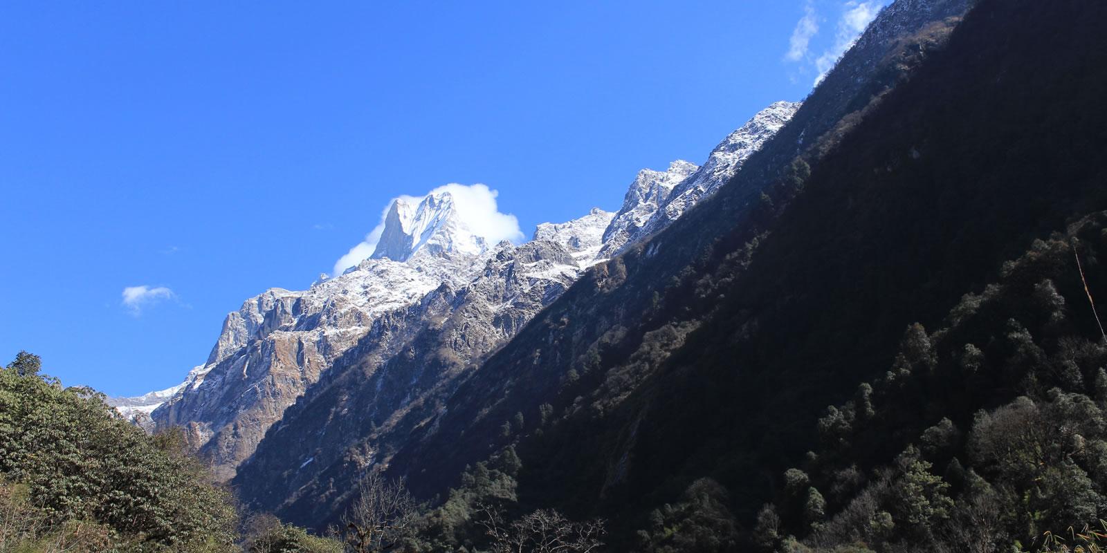 Annapurna Bc Ghorepani Trek discover himalayan trek