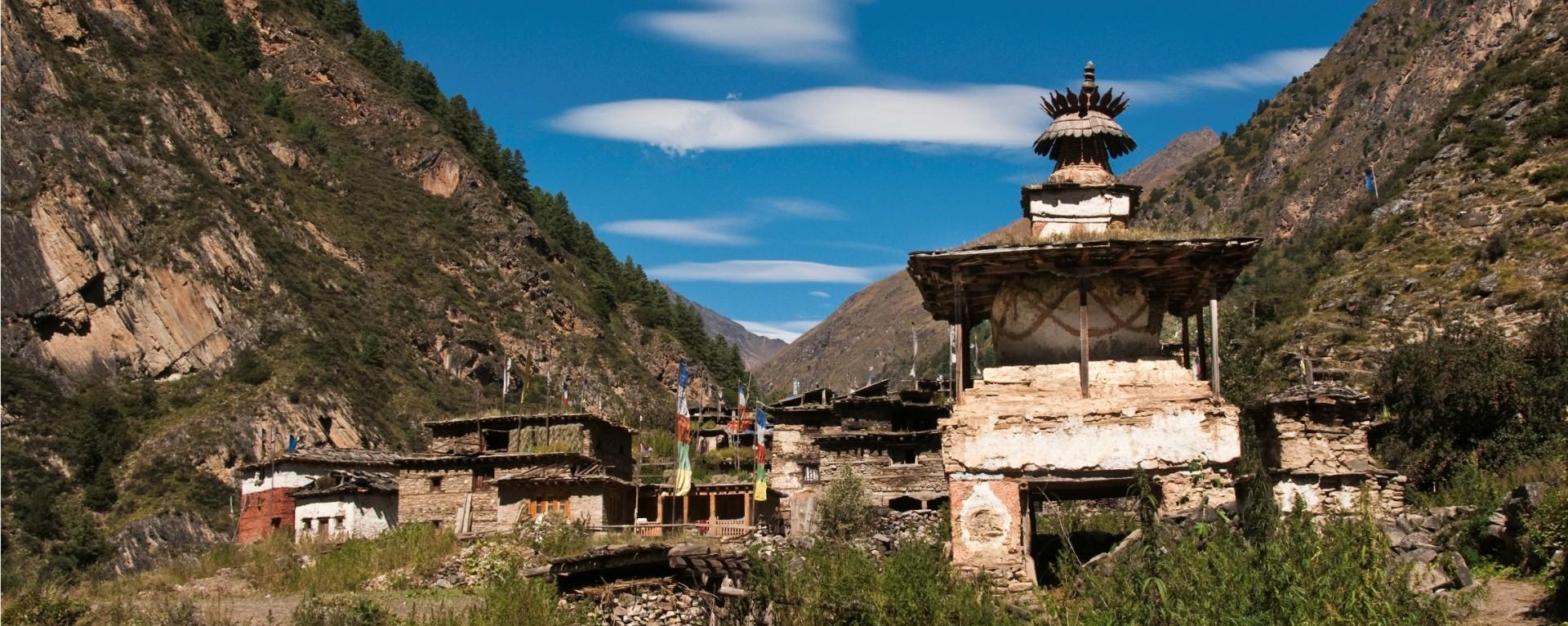 Dhorpatan Dolpo trek-discover himalauan treks