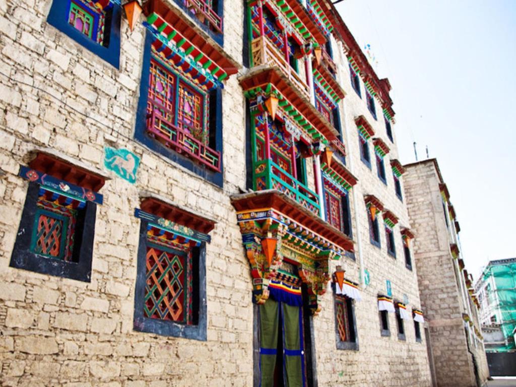Shangbala Hotel - Lhasa discover himalayan treks