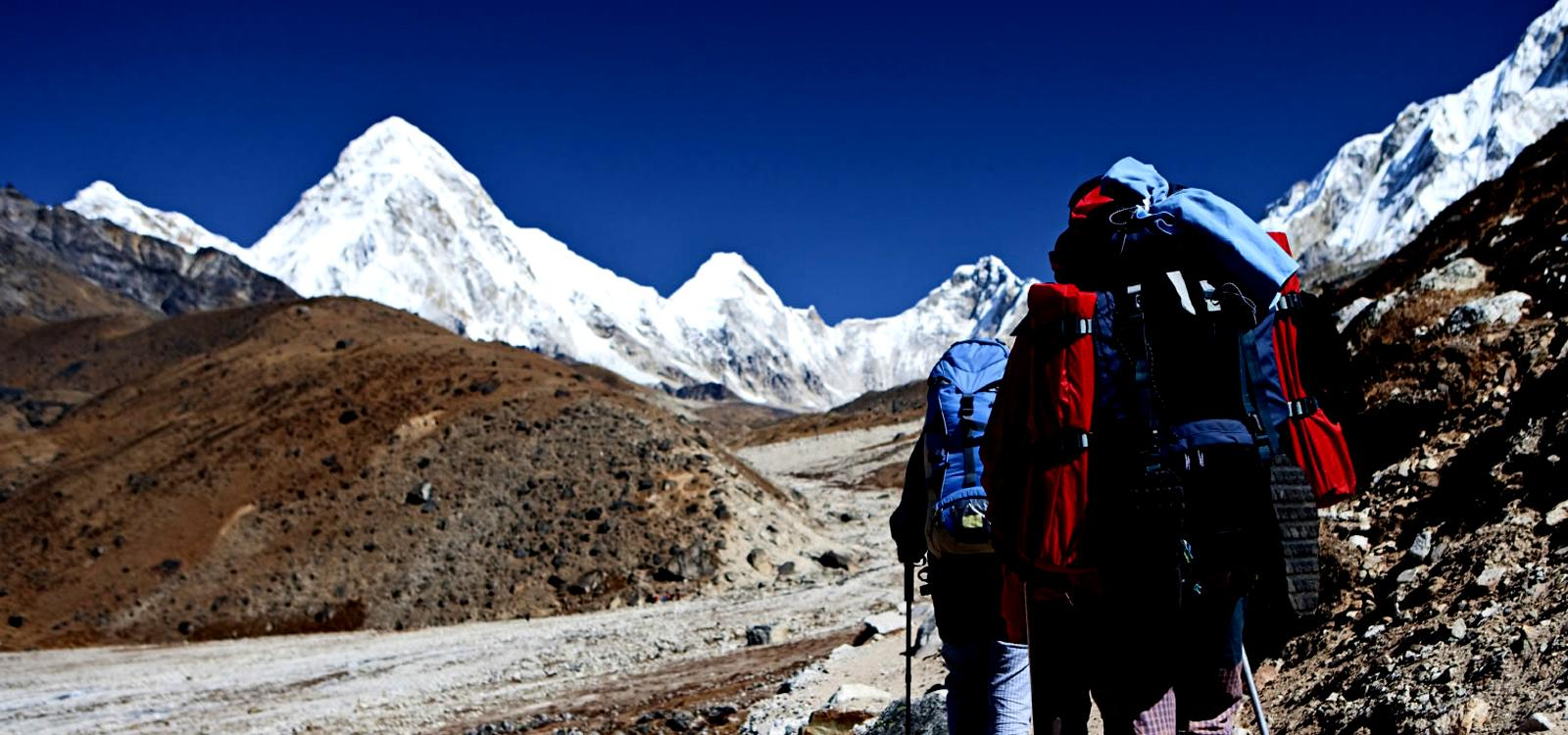 Via Jiri-Lughla discover himalayan treks
