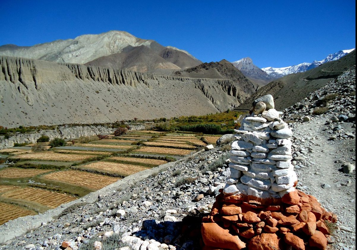 jomsom-discover himalayan trek